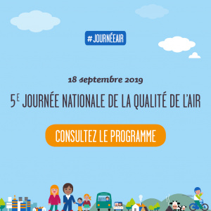 18 septembre 2019, Journée Nationale de la Qualité de l'Air : Aléa Contrôles s'engage !