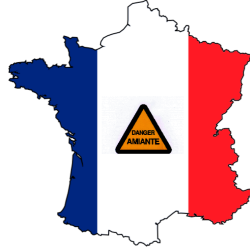 France : l'importation et l'usage d'amiante continue ?